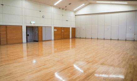 第4体育室