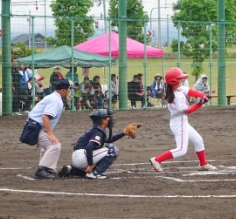 旭川市スポーツ少年団軟式野球交流大会