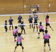 北海道スポーツ少年団バレーボール交流大会上川管内予選大会
